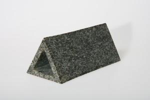 Granit schwarz 150mm