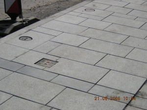 Betonplatten 180mm